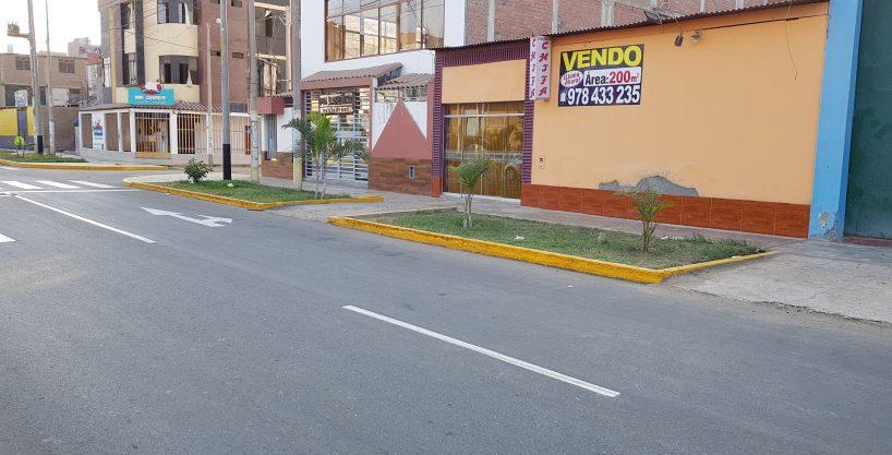 Local Comercial en Av. Los Treboles Urb. Miraflores Chiclayo